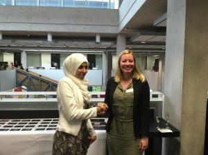 Helen and Fatima Sharah